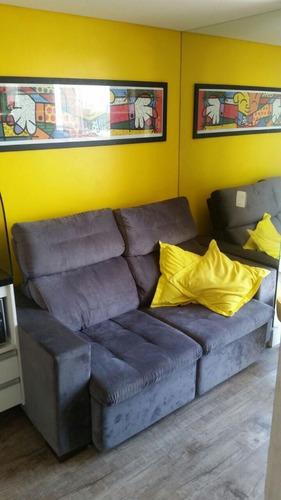 Studio Apartamento À Venda Com 37m² Alto Da Boa Vista - Sp