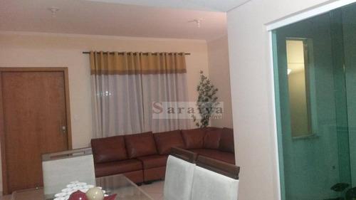 Sobrado Com 3 Dormitórios À Venda, 190 M² Por R$ 660.000,00 - Nova Petrópolis - São Bernardo Do Campo/sp - So0075