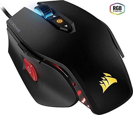 Mouse Gamer Usb Corsair M65 Pro Com Led 12000dpi