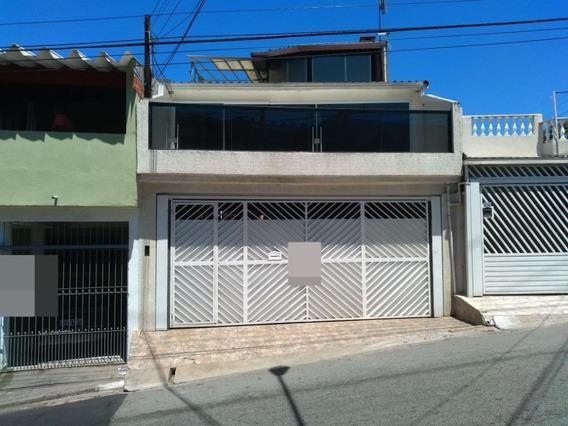 Casa Com 2 Dormitórios Para Alugar, 75 M² Por R$ 1.200/mês - Picanco - Guarulhos/sp - Cód. Ca1613 - Ca1613