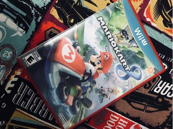 Mario Kart 8 Nintendo Wii U Original Usado