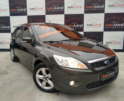 Ford Focus Hatch Glx 2.0 16v (flex) Flex Manual