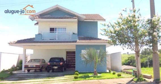 Sobrado Com 3 Dormitórios À Venda, 178 M² Por R$ 730.000 - Condomínio Terras Do Vale - Caçapava/sp - So0955