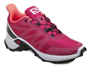 Zapatillas Salomon Supercross Trail Running Mujer Importadas
