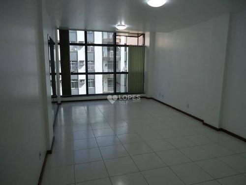 Sala À Venda, 35 M² Por R$ 360.000,00 - Icaraí - Niterói/rj - Sa1957