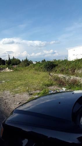 Terreno En Zona Angelopolis (por Estrella De Puebla)
