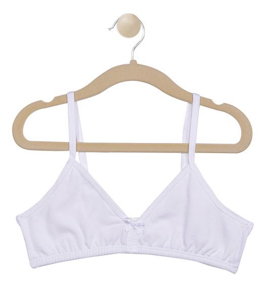 Corpiño Baby Creysi Collection Blanco T00997