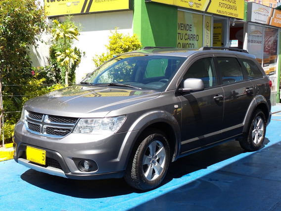 Dodge Journey 2.4 At 7 Psj 4x2
