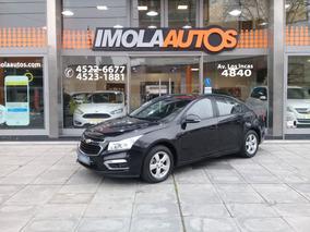 Chevrolet Cruze 1.8 Lt Mt 4 Puertas 2016 Imolaautos-