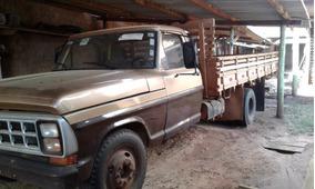 Caminhão F4000 1984 Motor Mwm