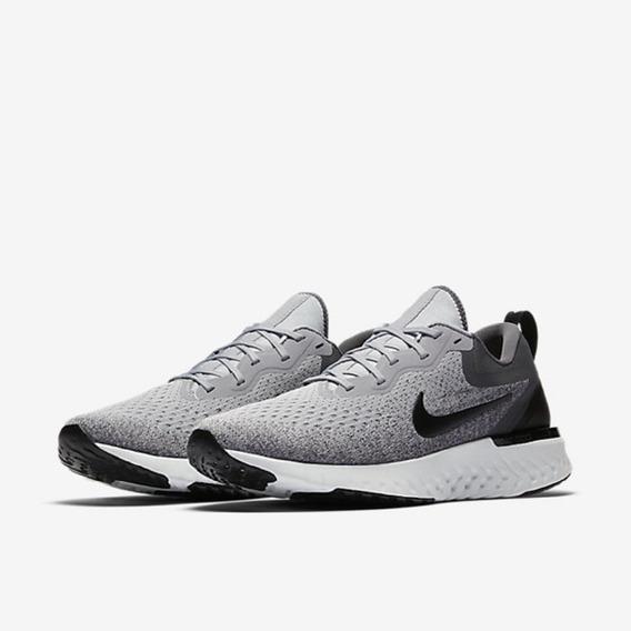 Tênis Nike Odyssey React Cinza Original - Footlet