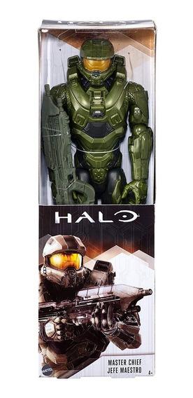 Halo Figura De Acción Jefe Maestro 12 Pulgadas Mattel