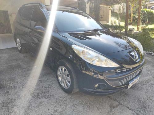 Imagem 1 de 5 de Peugeot 207 Sw 2011 1.4 Xr Flex 5p