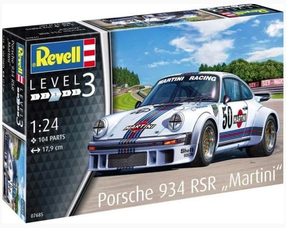 Porsche 934 Rsr Martini 1/24 Marca Revell