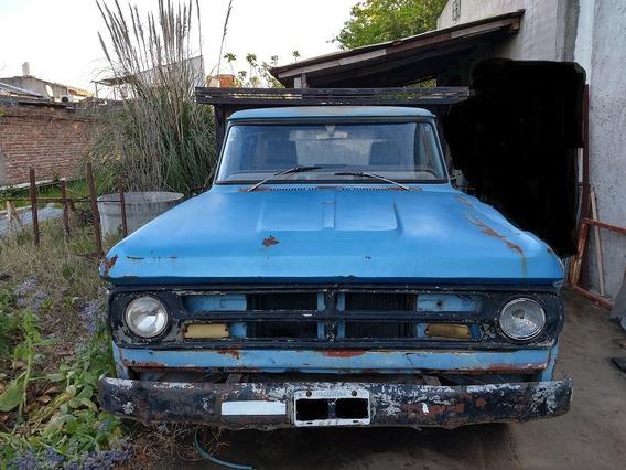 Dodge 100 Con Caja Mudancera