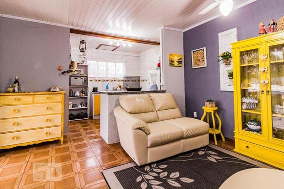 Casa Para Aluguel - Camaquã, 3 Quartos, 90 - 893090835