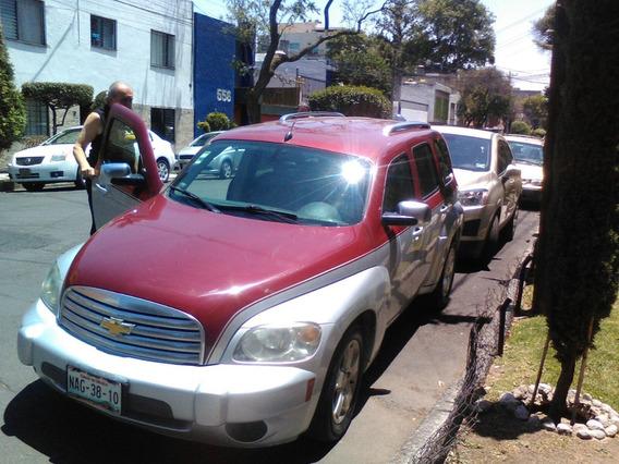 Chevrolet Hhr C 5vel Lt Mt 5 Puertas