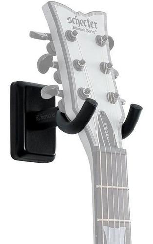 Gator Frameworks Gfw-gtr-hngrblk - Soporte Para Guitarra