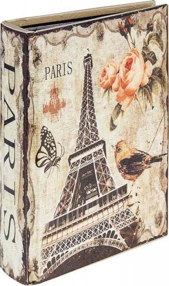 Album Flowers Eiffel Tower Goods Br 33x23x6cm
