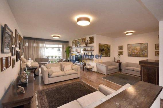 Apartamento Com 4 Dormitórios À Venda, 250 M² ! Excelente Localização! - Ap12645