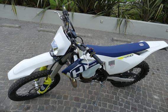 Husqvarna Te 250i - Enduro Y Homologada De Calle Patentada!