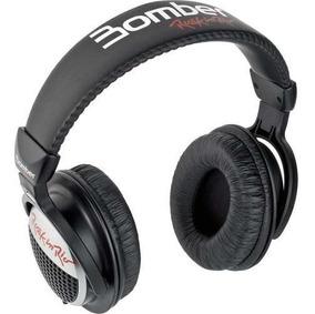 Headphone Bomber Rock In Rio Black Bomber