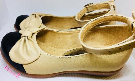 Zapatos Niña - Cerrados Combinados