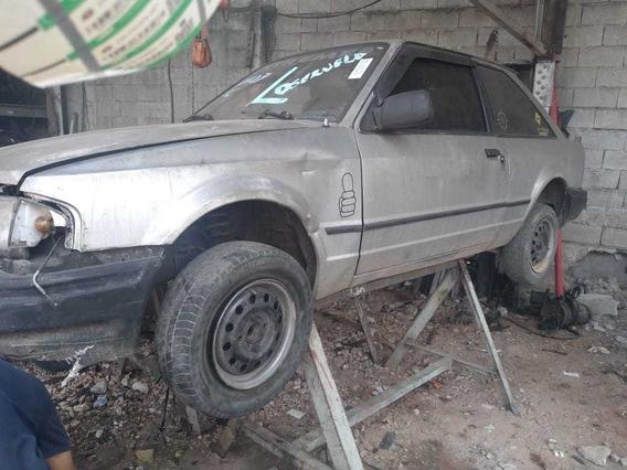 Sucata Ford Escort 1988 Para Retirada De Peças