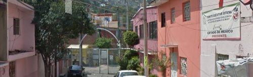 Casa En Naucalpan Colonia Nueva San Rafael