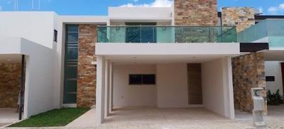 Preventa De Residencia. Privada Exclusiva De Lujo En Temozon Norte, Mérida