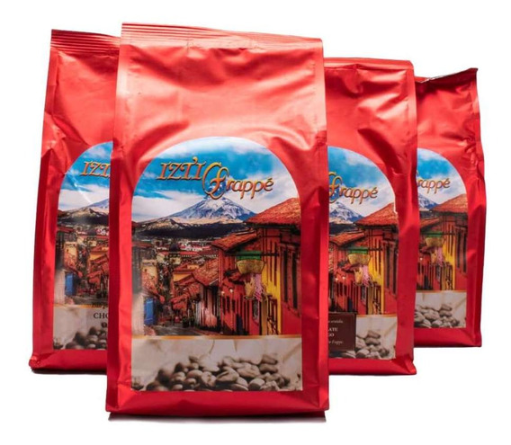 Chocolate Coco Saborizante Gourmet Bebidas Frappes 4 Kg