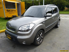Kia Soul At 1600cc 2ab