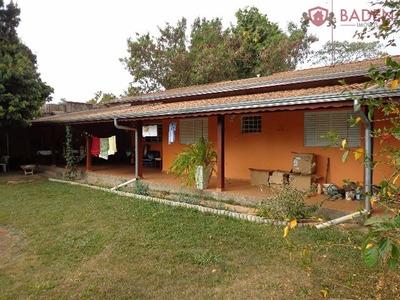 Chacara Residencial Em Campinas - Sp, Recanto Dos Dourados - Ch00053
