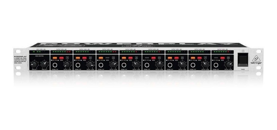 Amplificador De Fones De Ouvido Behringer Ha8000 C/ 8 Canais