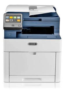 Xerox Multifuncional Laser Color 6515dni Cyber Papeleria Red