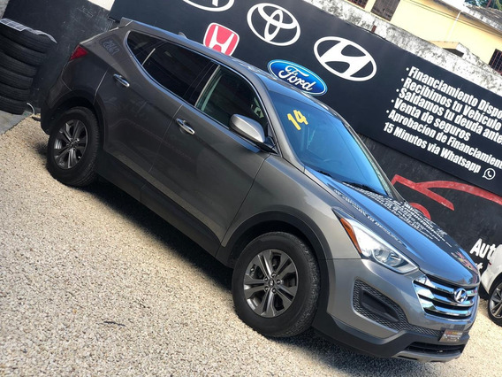 Hyundai Santa Fe Clin Carfax Nueva