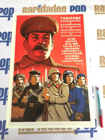 Cartaz Pôster 2ª Segunda Guerra Mundial Reich 1942 Nazismo