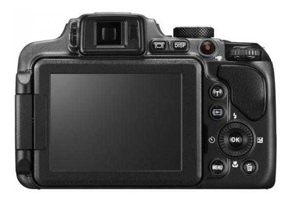 Câmera Digital Semiprofissional Nikon P610