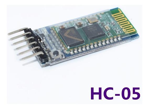 Módulo Bluetooth Serial Hc-05 Hc05 Arduino Uno Mega Pic