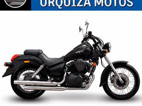 Moto Custom Zanella Darkshadow 250 Dark Shadow Patagonian