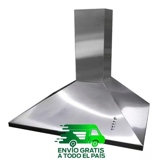 Campana Extractora 90 Cm Piramidal Col Home 3 Vel Envio Grat