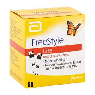 Tiras Reactivas Freestyle Lite Abbott®