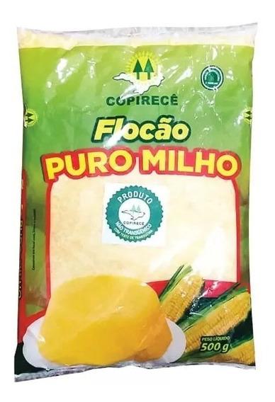 Flocos De Milho Natural Fardo 15 Kg