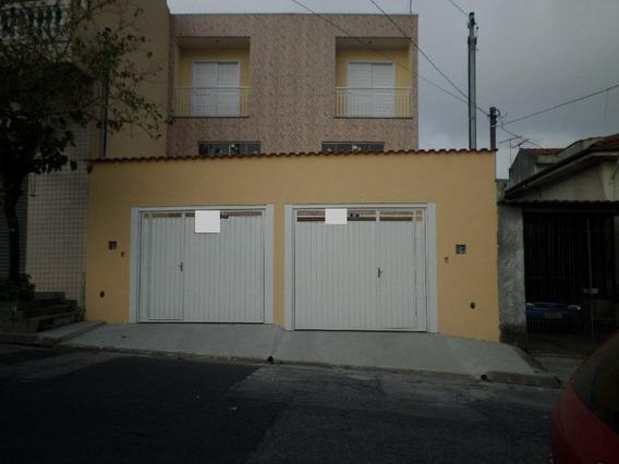 Sobrado Residencial À Venda, Vila Santa Clara, São Paulo. - So0963