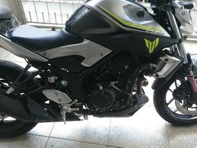 Yamaha Mt 03 Prata