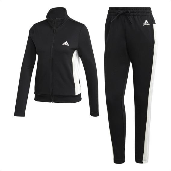Conjunto adidas Ts Team Sports Mujer Training