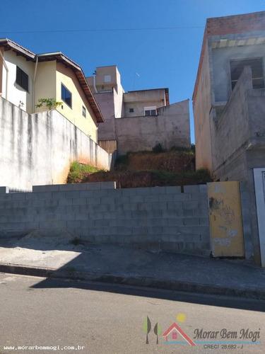 Imagem 1 de 8 de Terreno Para Venda Em Mogi Das Cruzes, Villa Di Cesar - 3658_1-1915215