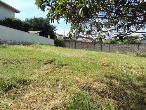 Terreno À Venda, Jardim Pinheiros - Valinhos/sp - 2399