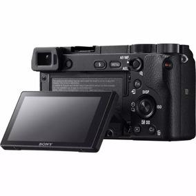Maquina Fotográfica Profissional Sony Alpha A6300 (corpo)