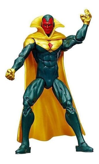 Boneco Visão (vision): Marvel Legends (10cm) - Hasbro
